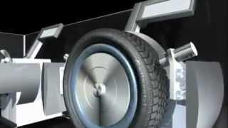 Как делают шипованные шины Continental - Das Tatarstan
