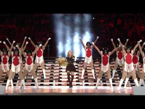 Madonna Halftime Show - Super Bowl XLVI 2012 HD 720p *FULL VERSION*