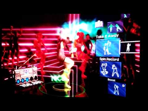 Dance Central - Just Dance (5 Star, Hard)