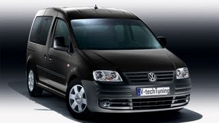 ��� ������ Volkswagen Caddy 1.6 TDI ����������� ����� ������ V-tech Power Box ������ ������ ������
