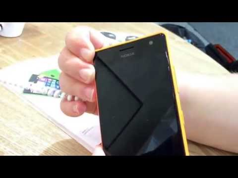 IFA 2014: Microsoft Lumia 730 im Hands-On