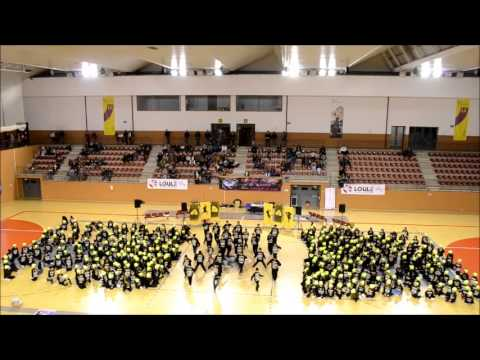 ACADEMIA DE DANÇA DO ALGARVE - Gala de Hip Hop  - Mix Natal 2013