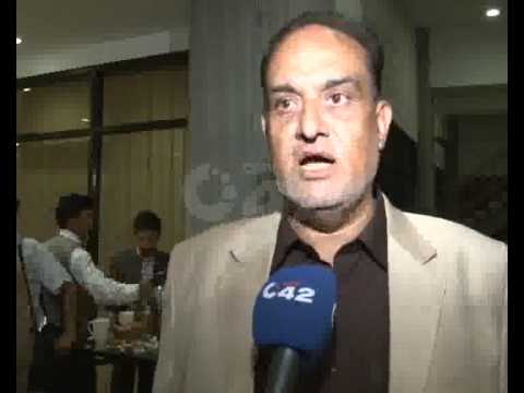 Iranian Consulate DG Dr Abbas Famori Farewell Party Pkg By Riffat Abbas City42