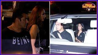 Katrina Kaif, Salman Khan & Iulia Vantur Party Under The Same Roof | Bollywood News - ZOOMDEKHO
