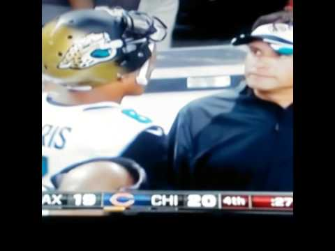 Chicago Bears inception end of the game 8/14/14