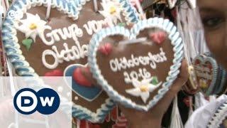 How international is the Oktoberfest? | Euromaxx - DEUTSCHEWELLEENGLISH