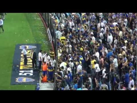 Boca Fluminense Lib12 / Apoyo final - Siempre estare a tu lado