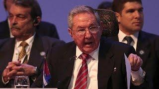 الرئيس الكوبي: إنهاء الحظر مقابل إعادة العلاقات