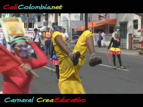 Boy Walking on Hands Cali Colombia