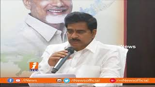 Minister Devineni Uma Questions YS Jagan on Amaravathi Development  | iNews - INEWS