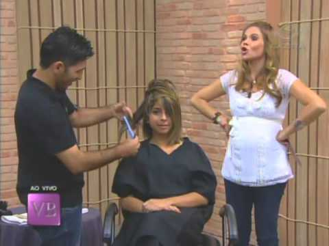 Corte channel desfiado