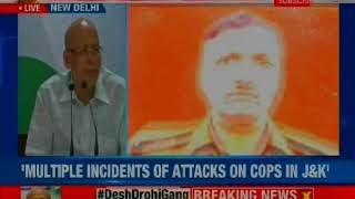 NewsX accesses exclusive Intel details; Congress attacks centre over J&K cop killings - NEWSXLIVE
