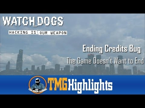 Watch_Dogs Ending Bug | Watch Dogs (PS3) | Too Much Gaming