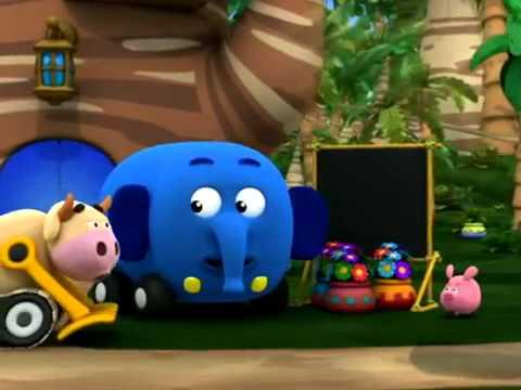 Przystanek Dżungla - Codzienne zajęcia - oglądaj w Disney Junior!