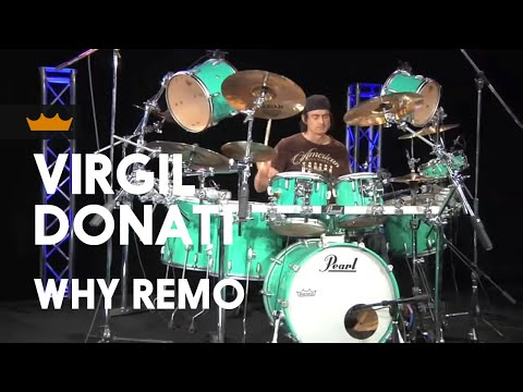 Remo + Virgil Donati + Why Remo