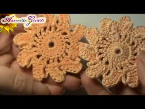 Come inamidare gli orecchini all'uncinetto | Tutti i metodi | How to stiffen crochet earrings