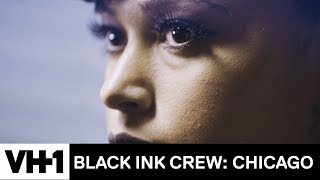 Lily on the Loss of Her Father | Black Ink Crew: Chicago - VH1