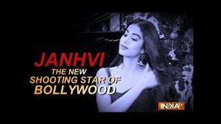 Janhvi Kapoor bagged Shooting Star of the Year award - INDIATV