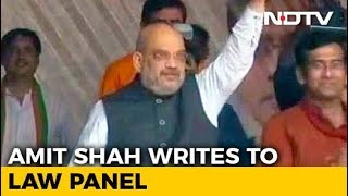 """Simultaneous Polls Will End Year-Round """"Election Mode"""": Amit Shah - NDTV"""