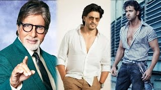 Bollywood News in 1 minute - 02/03/2015 Amitabh Bachchan, Shahrukh Khan, Hrithik Roshan