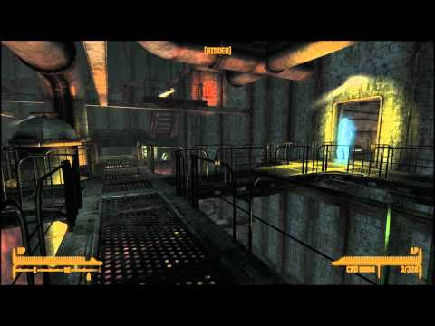 Fallout New Vegas Dead Money Heist of the Centuries part 3 of 7 Navigating the Vault