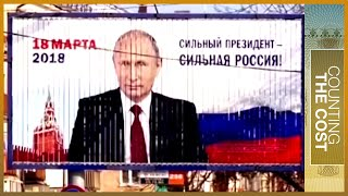 'Putinomics' and the Russian elections - Counting the Cost - ALJAZEERAENGLISH
