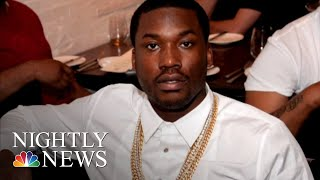 Meek Mill Speaks Out Following Release From Prison | NBC Nightly News - NBCNEWS