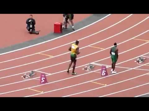 Usain Bolt 200m Final 19.32 London 2012 Olympic Gold London [HD]