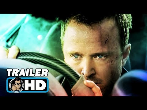 Aaron Paul Stars In The New Need For Speed Trailer