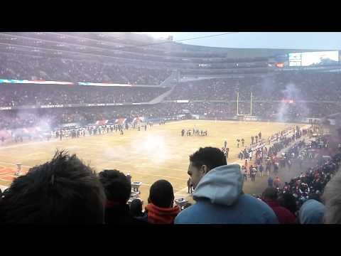 Chicago Bears Vs Green Bay Packers Week 17