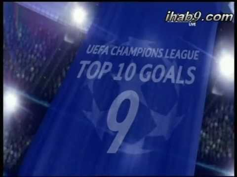 UEFA Champions League 2011 Top 10 Goals