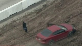High-speed chase caught on camera - CNN