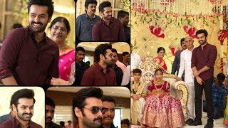 Hero Ram Pothineni At Family Function In Vijayawada Photos | Ram Pothineni Latest Images - RAJSHRITELUGU