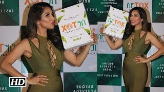 Sophie Choudry Launches her TEA brand Fittox - IANSLIVE