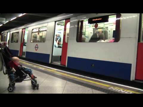 Railfanning the London Underground HD