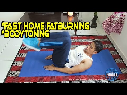 Bakar Lemak dengan Tips Ini | Strongman Fitness
