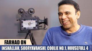 Farhad Samji On Inshallah v/s Sooryavanshi, Housefull 4, Sajid Khan Coolie No.1, Varun, Sara - HUNGAMA
