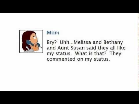 A Mother's Facebook Problems