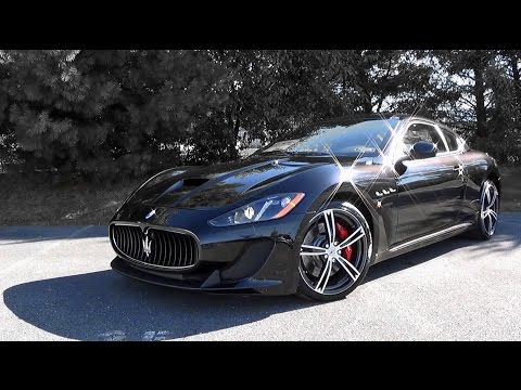 2016 Maserati GranTurismo MC: Review