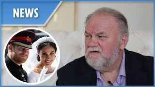 EXCLUSIVE: Thomas Markle's message for Prince Harry - THESUNNEWSPAPER