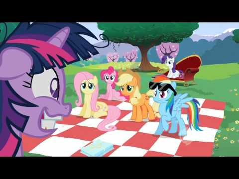 My Little Pony - Friendship is Magic 2x03 Lesson Zero (Sub Ita)