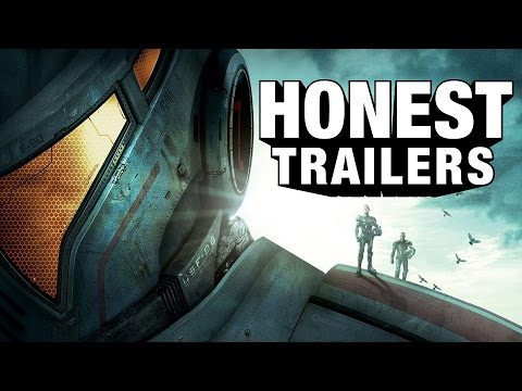 Honest Trailers: Pacific Rim