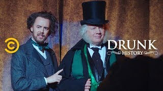 How Charles Dickens Changed Christmas for the World (feat. Colin Hanks) - Drunk History - COMEDYCENTRAL