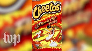 A movie is being made about the creator of Flamin' Hot Cheetos - WASHINGTONPOST