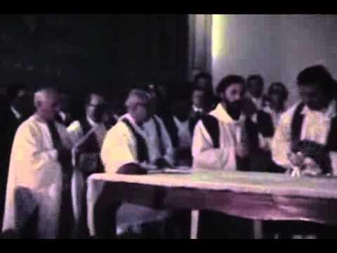 Funeral Padre Albino - Catanduva