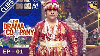 Krushna As Badshah Jalal-ud-din Akbar - The Drama Company - 16th July, 2017 - SETINDIA