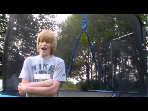 Trampoline Tutorial - How to do a Double Backflip