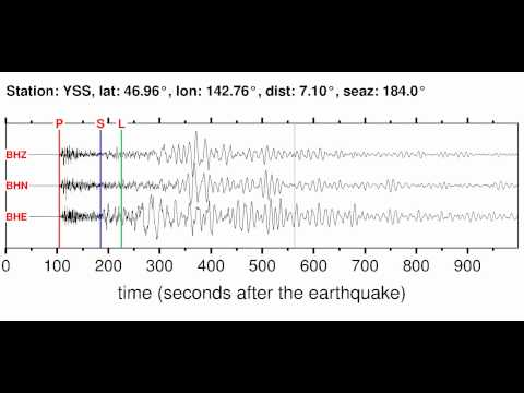 YSS Soundquake: 3/27/2012 11:00:43 GMT