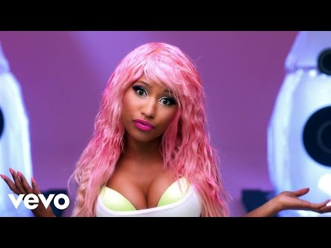 Nicki Minaj Super Bass Edited