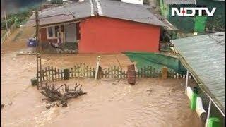 केरल में भीषण बाढ़ से भारी तबाही - NDTVINDIA